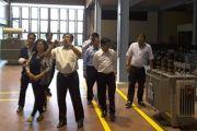 เลขานุการ ปลัดกระทรวงพลังงาน ประเทศพม่า เข้าเยี่ยมชมบริษัท ซีซี หม้อแปลงไฟฟ้า จำกัด