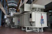 ส่งมอบหม้อแปลงไฟฟ้าขนาด 3000 kVA. 22000 kV. 3 Phase 50Hz. 6600/3810V.