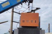 ติดตั้งหม้อแปลงไฟฟ้า 630 kVA @เอสทีซี นิกกะ
